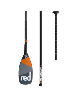 Red Paddle Co SUP Paddle Carbon Ultimate 3pc, LeverLock, 180-220 cm
