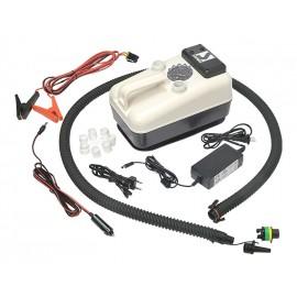 Električna pumpa Bravo GE 20-2, manometar, 22 PSI