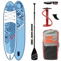 JBay.Zone SUP Pack 10.10 H2 Honu + Paddle + Pump + Backpack + Leash