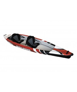 JBay.Zone Inflatable Kayak 425 Drop-Stitch, 425x78, 205 kg, 2 osebi