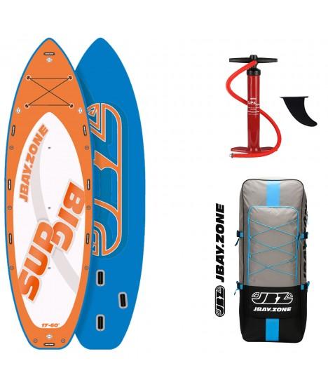 JBay.Zone SUP 17 Y3 BIGSUP + Pump + Backpack