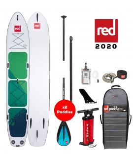 Red Paddle Co SUP 15'0″ Voyager Tandem MSL + veslo
