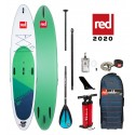 Red Paddle Co SUP 12'6″ Voyager+ MSL + Paddle