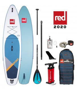 Red Paddle Co SUP 11'3″ Sport MSL + veslo