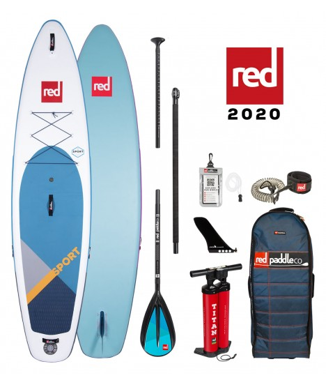 Red Paddle Co SUP 11'3″ Sport MSL + Paddle