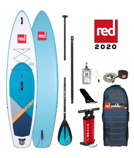 Red Paddle Co SUP 11' Sport MSL + veslo