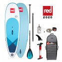 """Red Paddle Co SUP 8'10"""" Whip MSL + Paddle"""