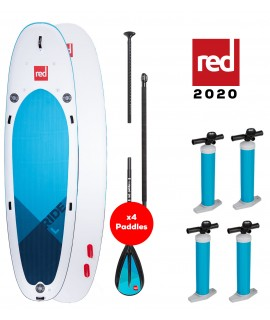 Red Paddle Co SUP 14' Ride L MSL + Paddle