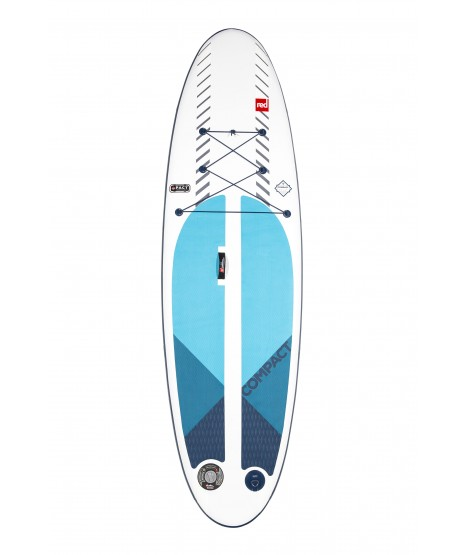 "Red Paddle Co SUP 9'6"" Compact + Paddle"