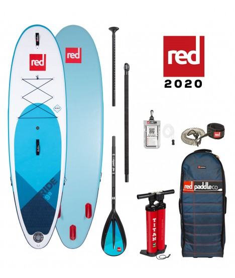 Red Paddle Co SUP 9'8″ Ride MSL + Paddle