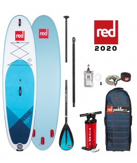 Red Paddle Co SUP 10'6″ Ride MSL + Paddle