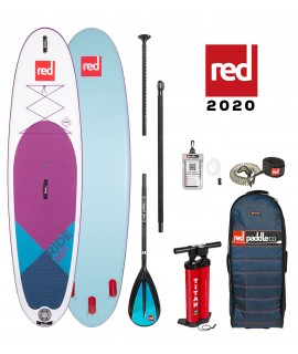 Red Paddle Co SUP 10'6″ Ride SE MSL + veslo