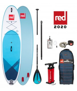 Red Paddle Co SUP 10'8″ Ride MSL + veslo