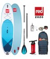Red Paddle Co SUP 10'8″ Ride MSL + Paddle