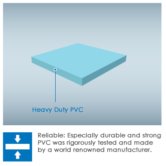Heavy-duty PVC