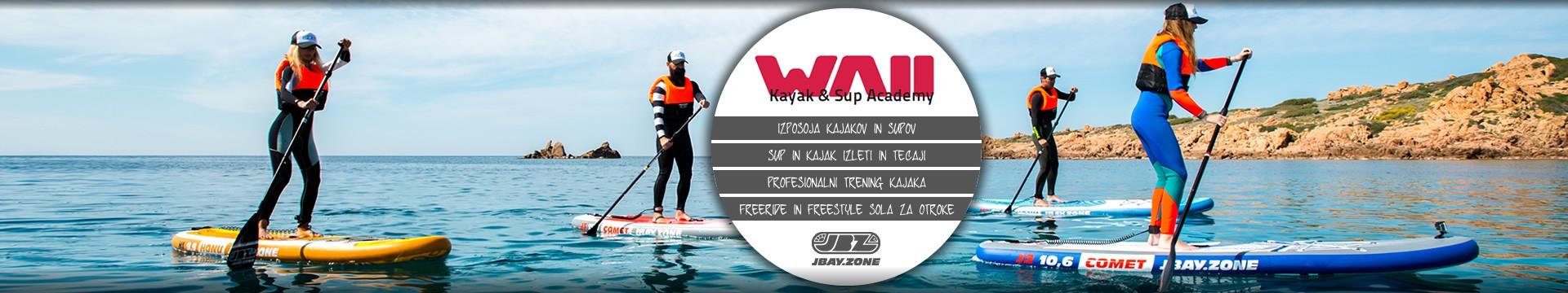 WAII SUP and Kayak